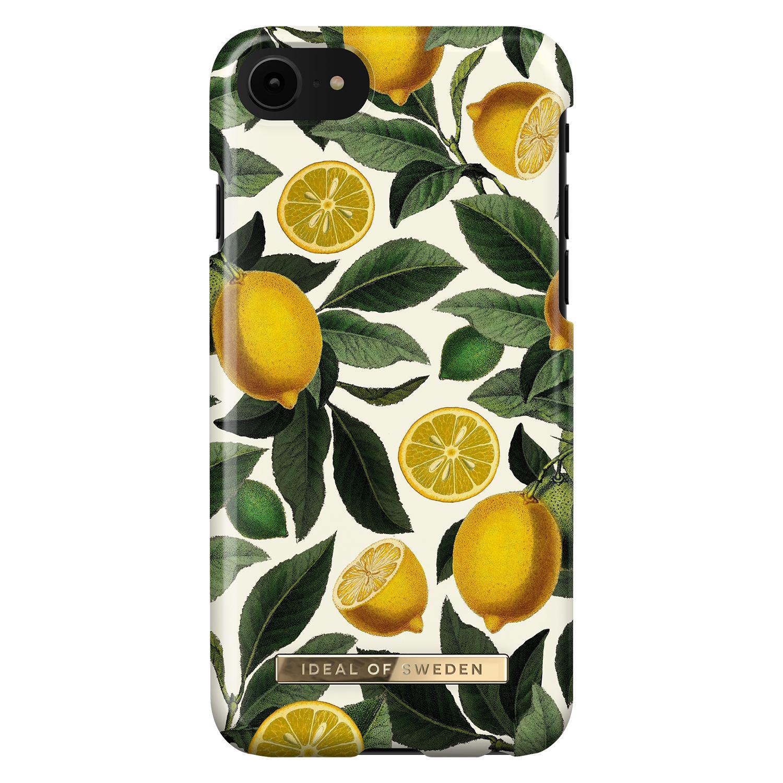 Fashion Case iPhone 6/6S/7/8/SE 2020 Lemon Bliss