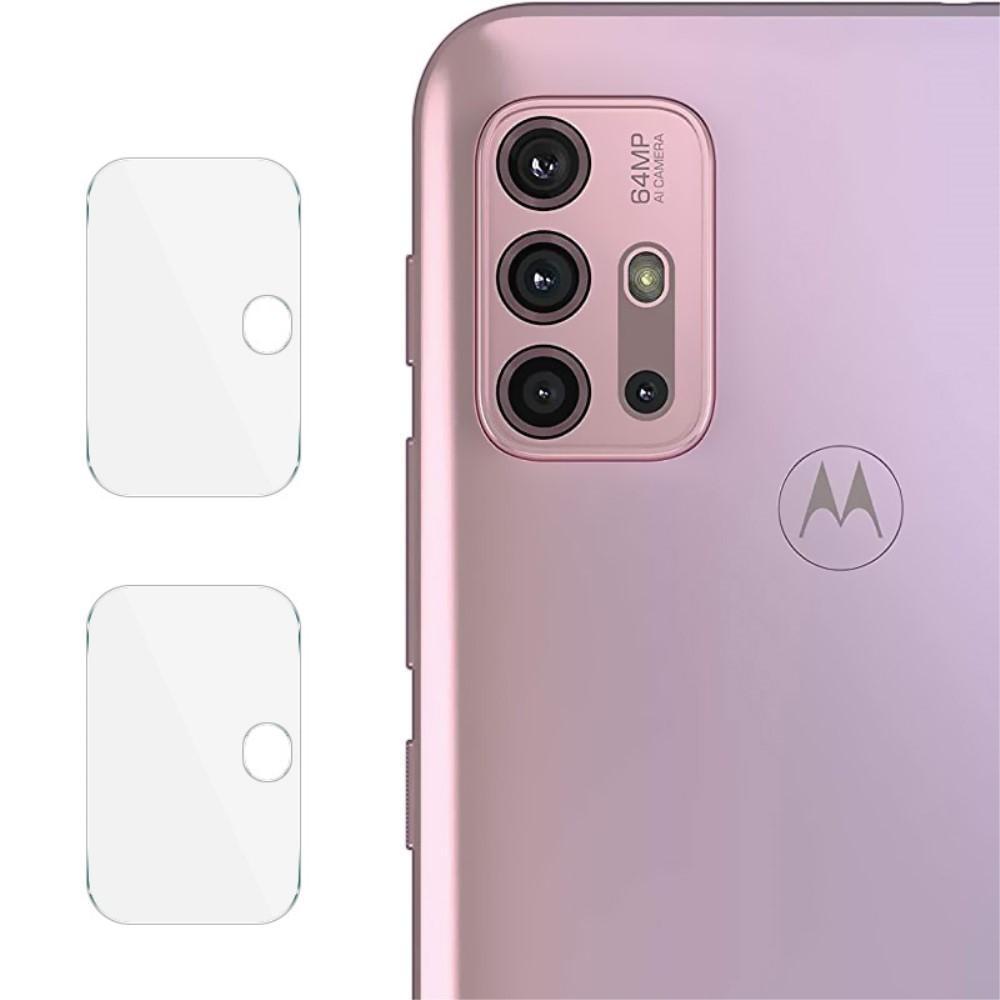 2-pack Herdet Glass Linsebeskyttelse Motorola Moto G10/G20/G30