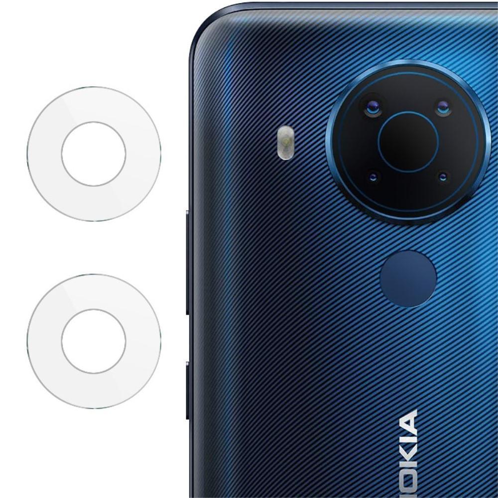 2-pack Herdet Glass Linsebeskyttelse Nokia 5.4