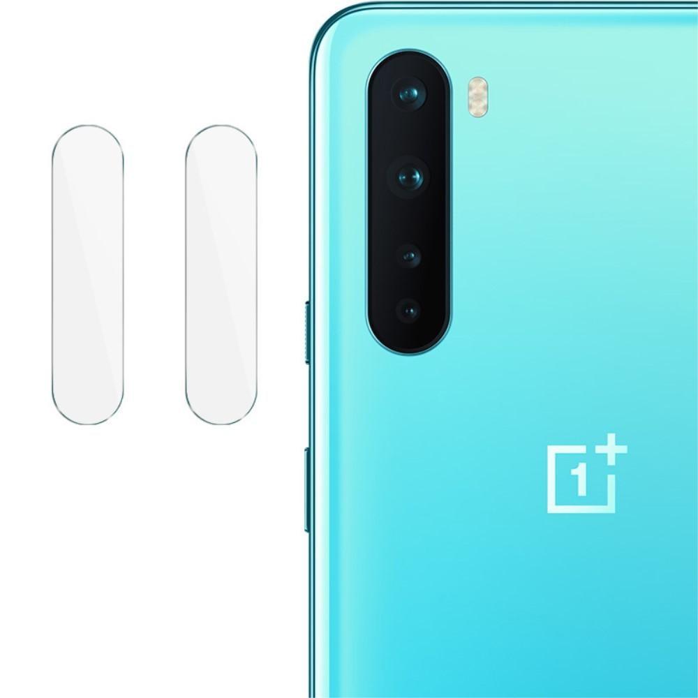 2-pack Herdet Glass Linsebeskyttelse OnePlus Nord
