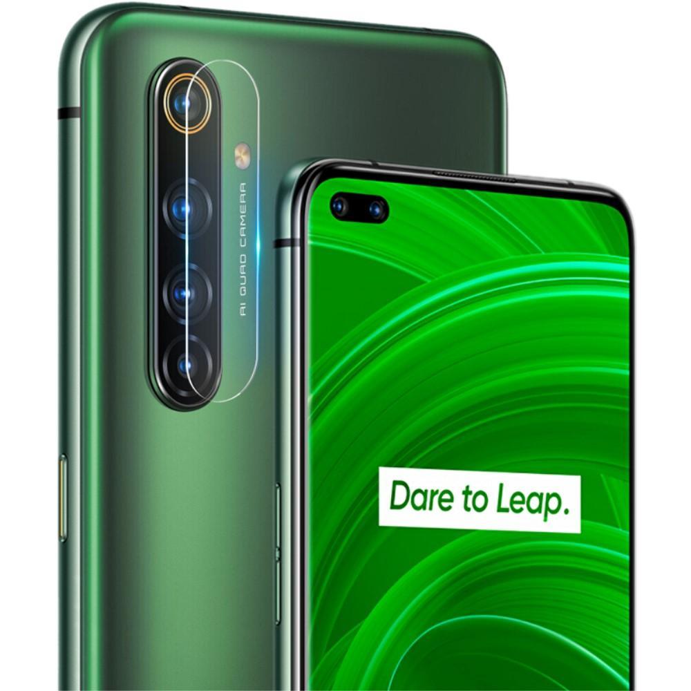 2-pack Herdet Glass Linsebeskyttelse Realme X50 Pro 5G