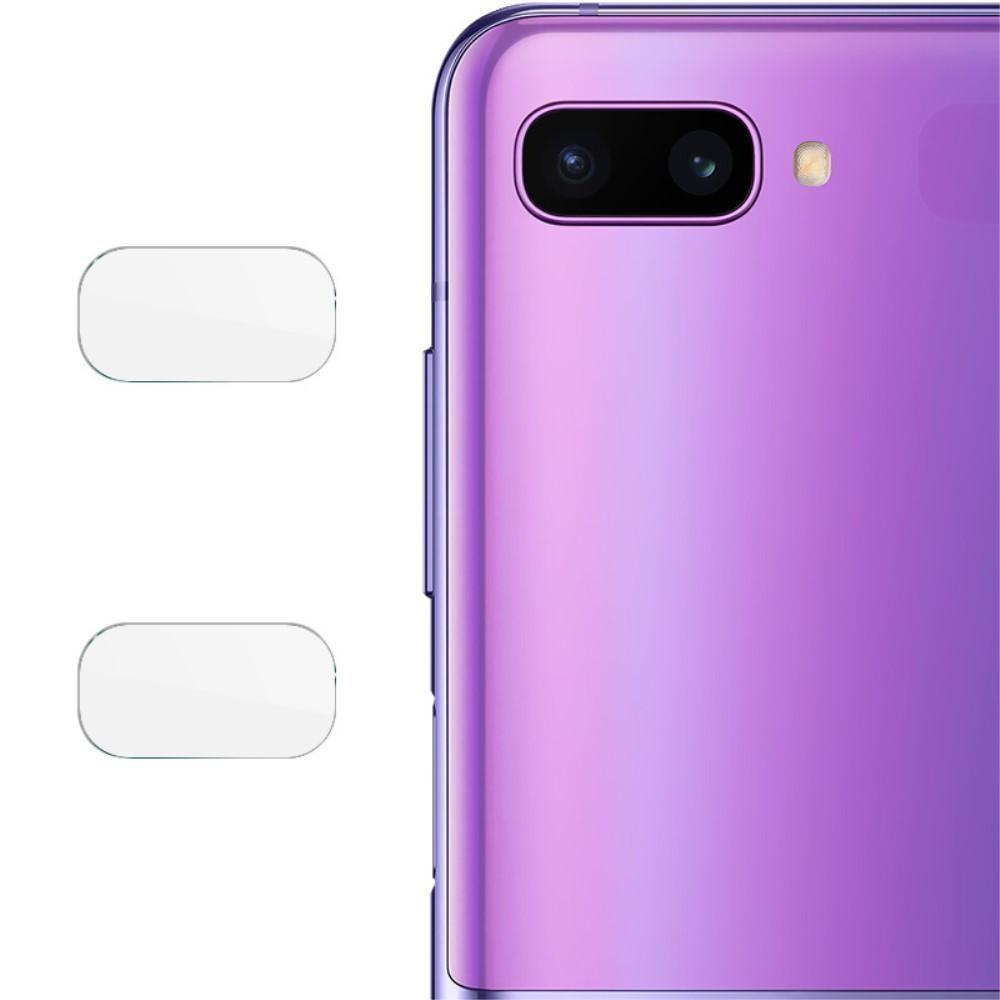 2-pack Herdet Glass Linsebeskyttelse Samsung Galaxy Z Flip