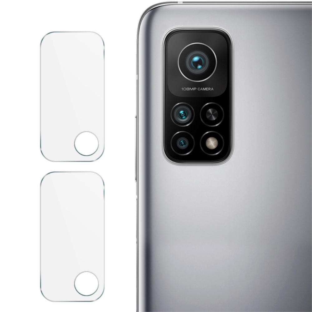 2-pack Herdet Glass Linsebeskyttelse Xiaomi Mi 10T/10T Pro
