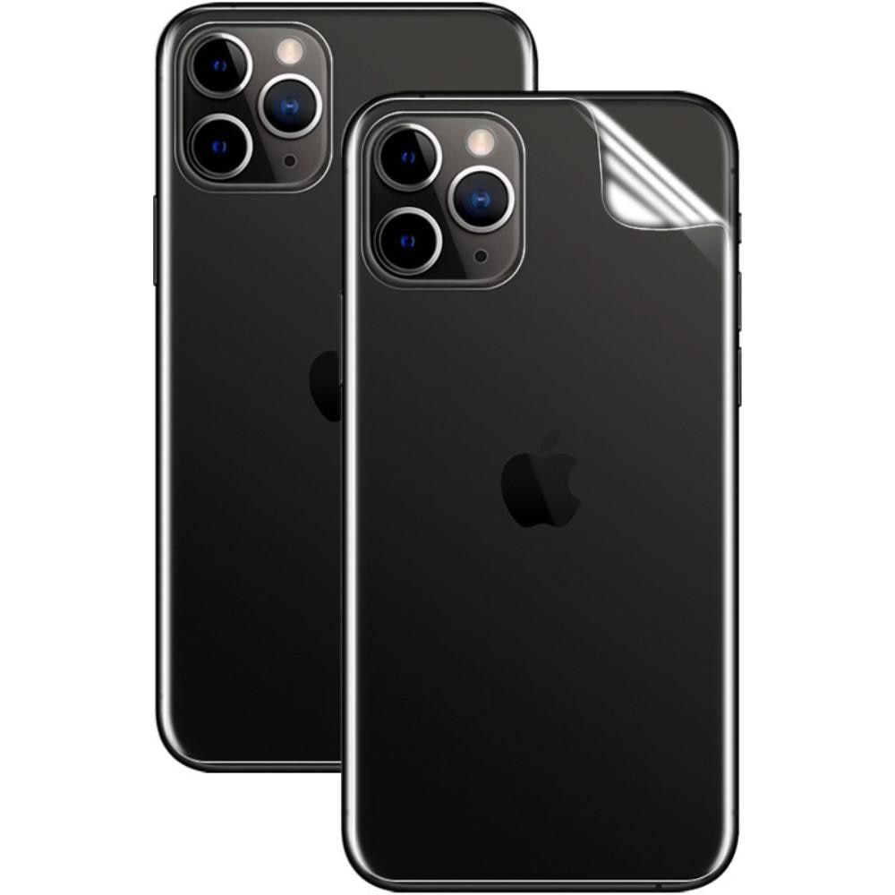 2-Pack Hydrogel Back Film iPhone 11 Pro Max