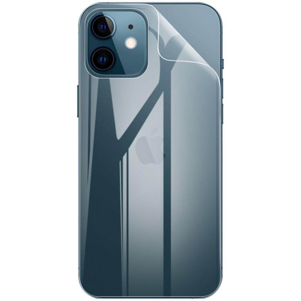 2-Pack Hydrogel Back Film iPhone 12 mini