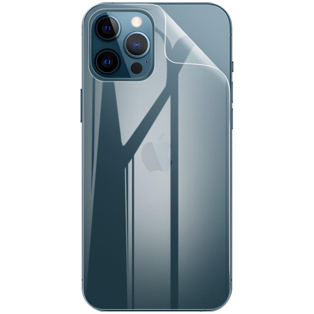 2-Pack Hydrogel Back Film iPhone 12 Pro