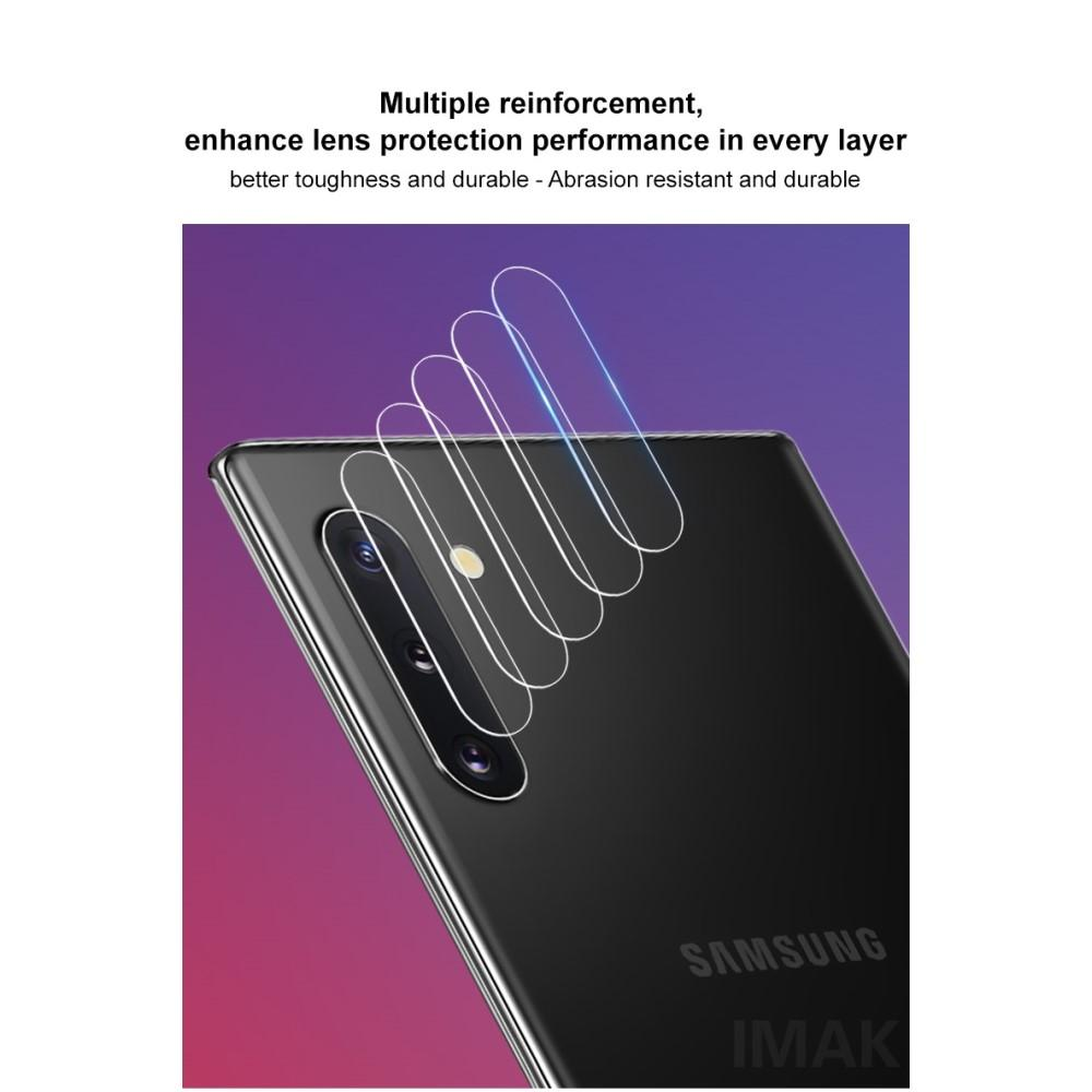 2-pack Herdet Glass Linsebeskyttelse Galaxy Note 10/10 Plus