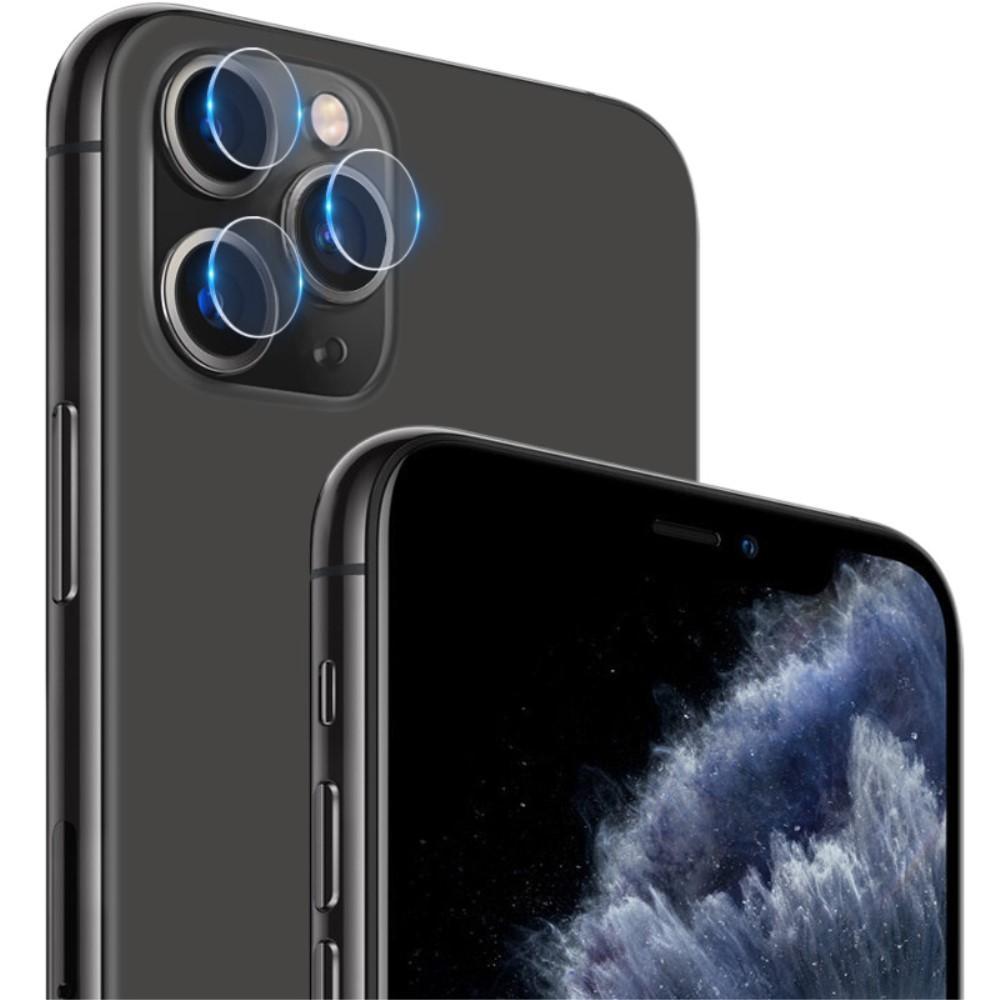 2-pack Herdet Glass Linsebeskyttelse iPhone 11 Pro/11 Pro Max