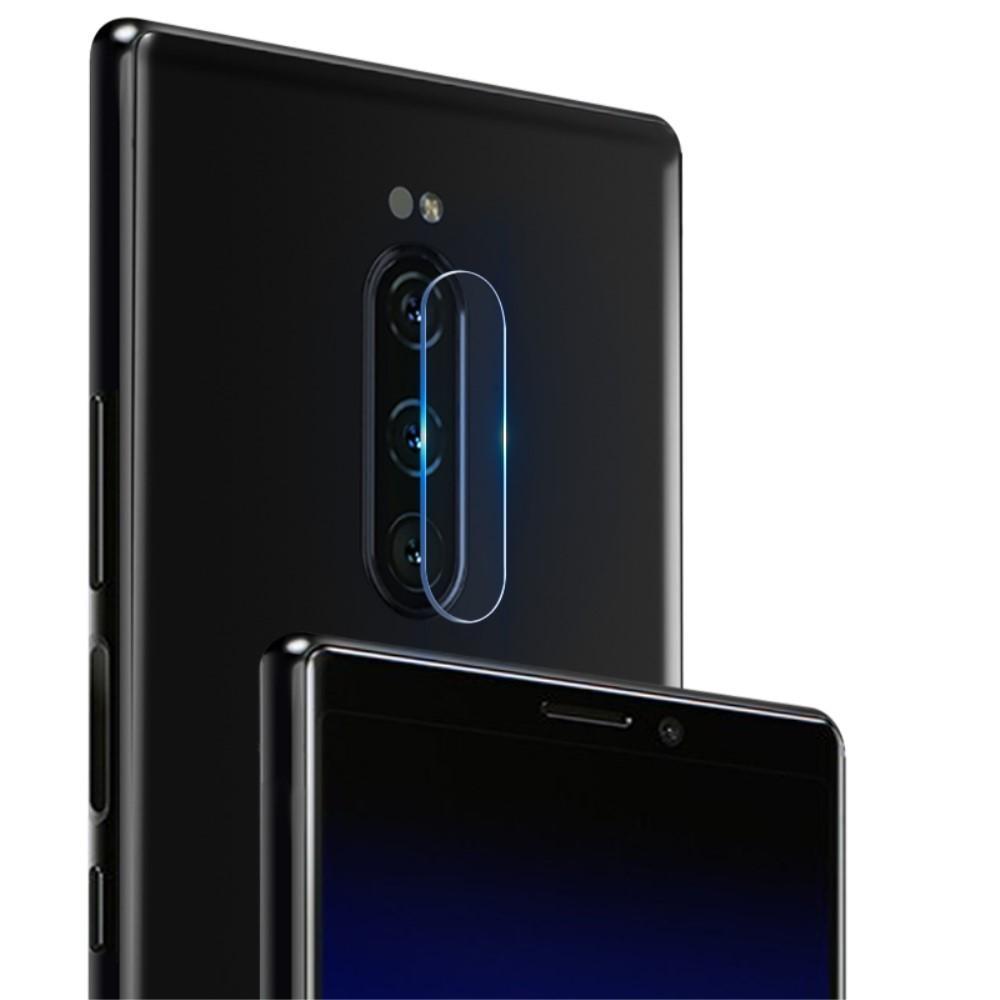 2-pack Herdet Glass Linsebeskyttelse Sony Xperia 1