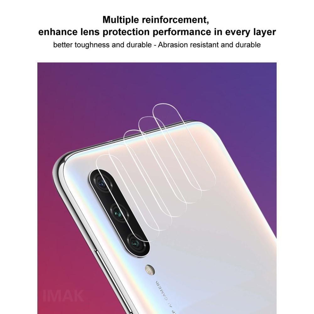 2-pack Herdet Glass Linsebeskyttelse Xiaomi Mi A3