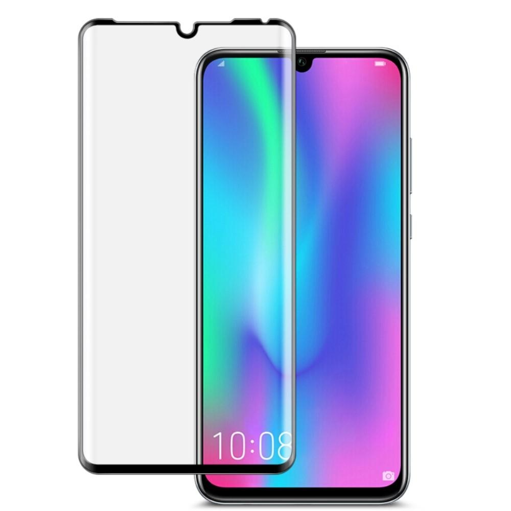 Huawei P30 Pro 3D Curved Tempered Glass Black