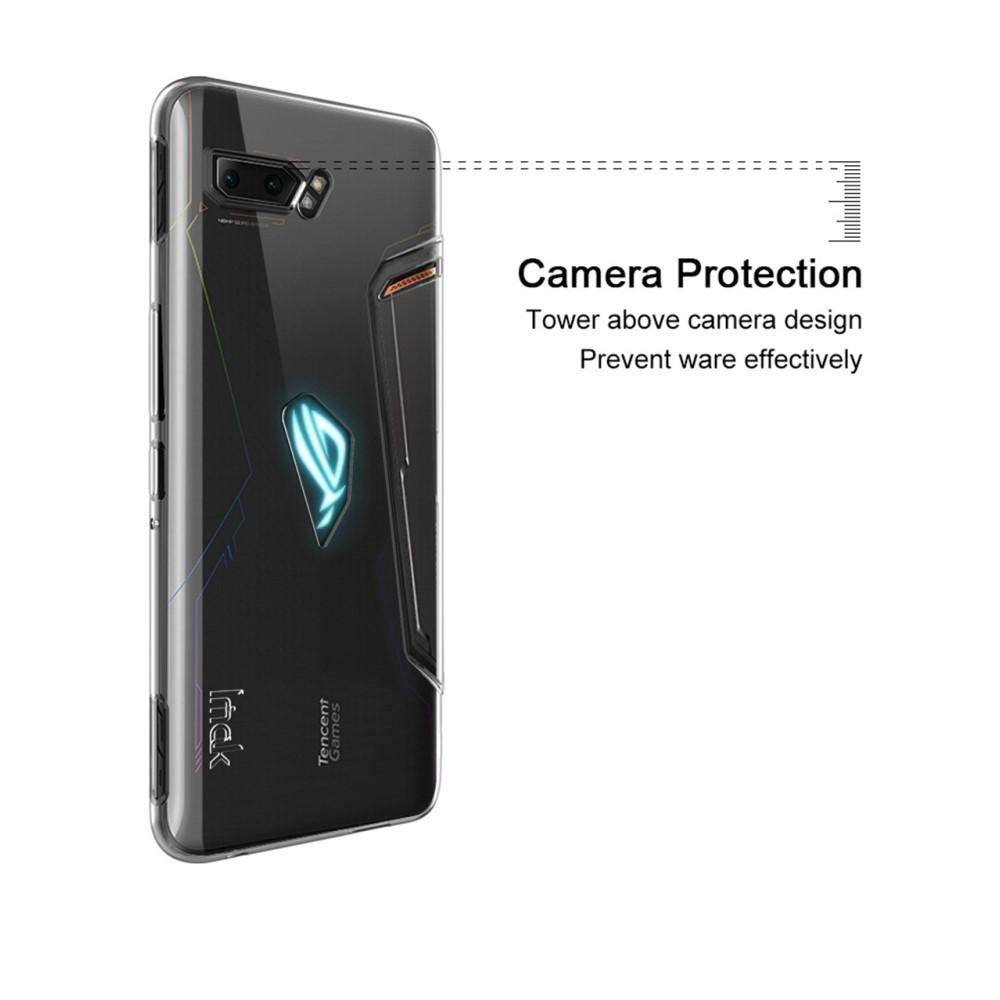 TPU Deksel Asus ROG Phone II Crystal Clear