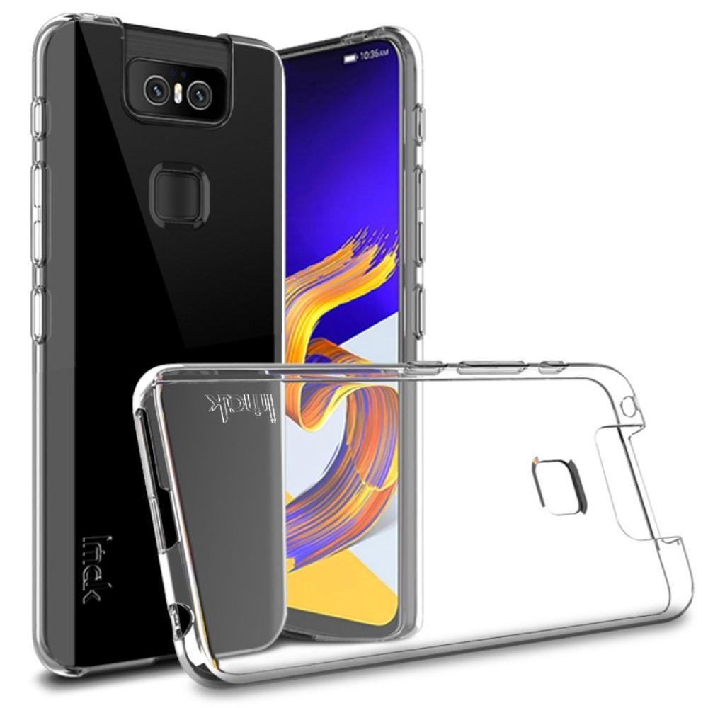 TPU Deksel Asus ZenFone 6 Crystal Clear
