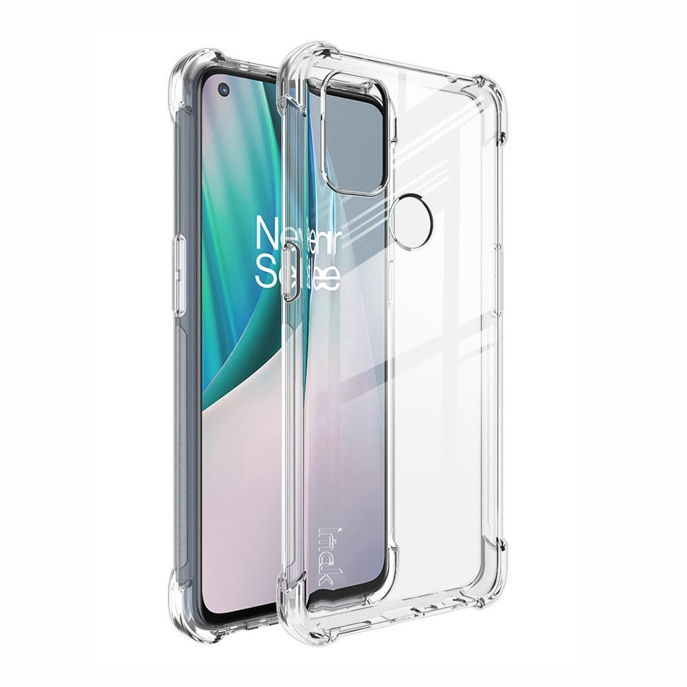 Airbag Case OnePlus Nord N10 5G Clear