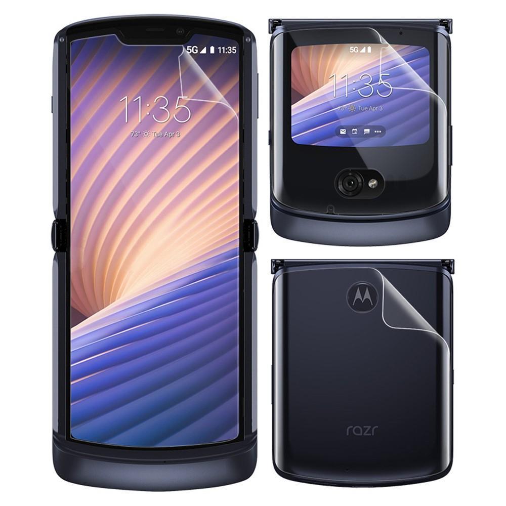 Hydrogel Film Heltäckande Motorola Razr 5G