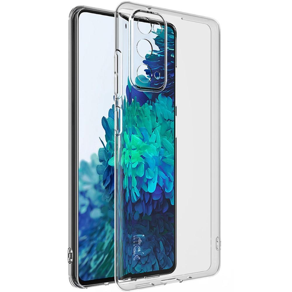 TPU Deksel Galaxy S20 FE Crystal Clear