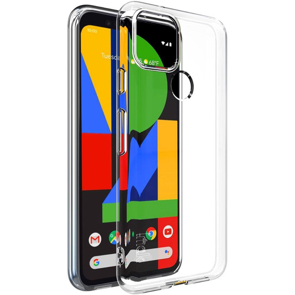 TPU Deksel Google Pixel 5 Crystal Clear