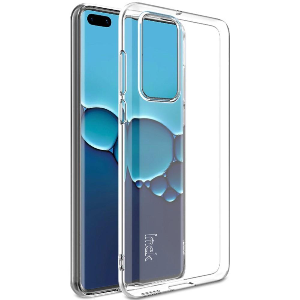 TPU Deksel Huawei P40 Crystal Clear