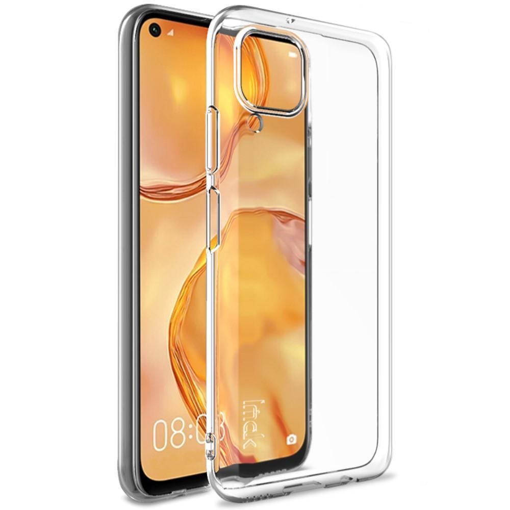 TPU Deksel Huawei P40 Lite Crystal Clear