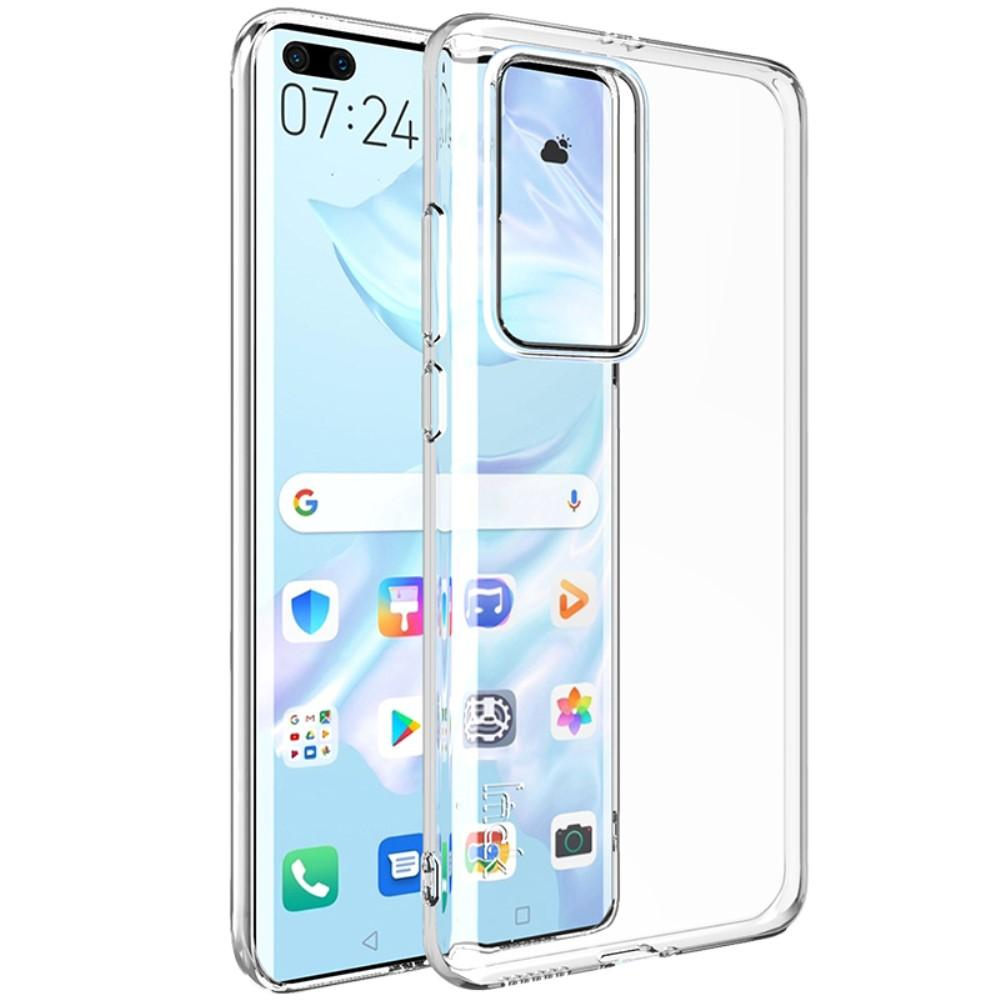 TPU Deksel Huawei P40 Pro Crystal Clear
