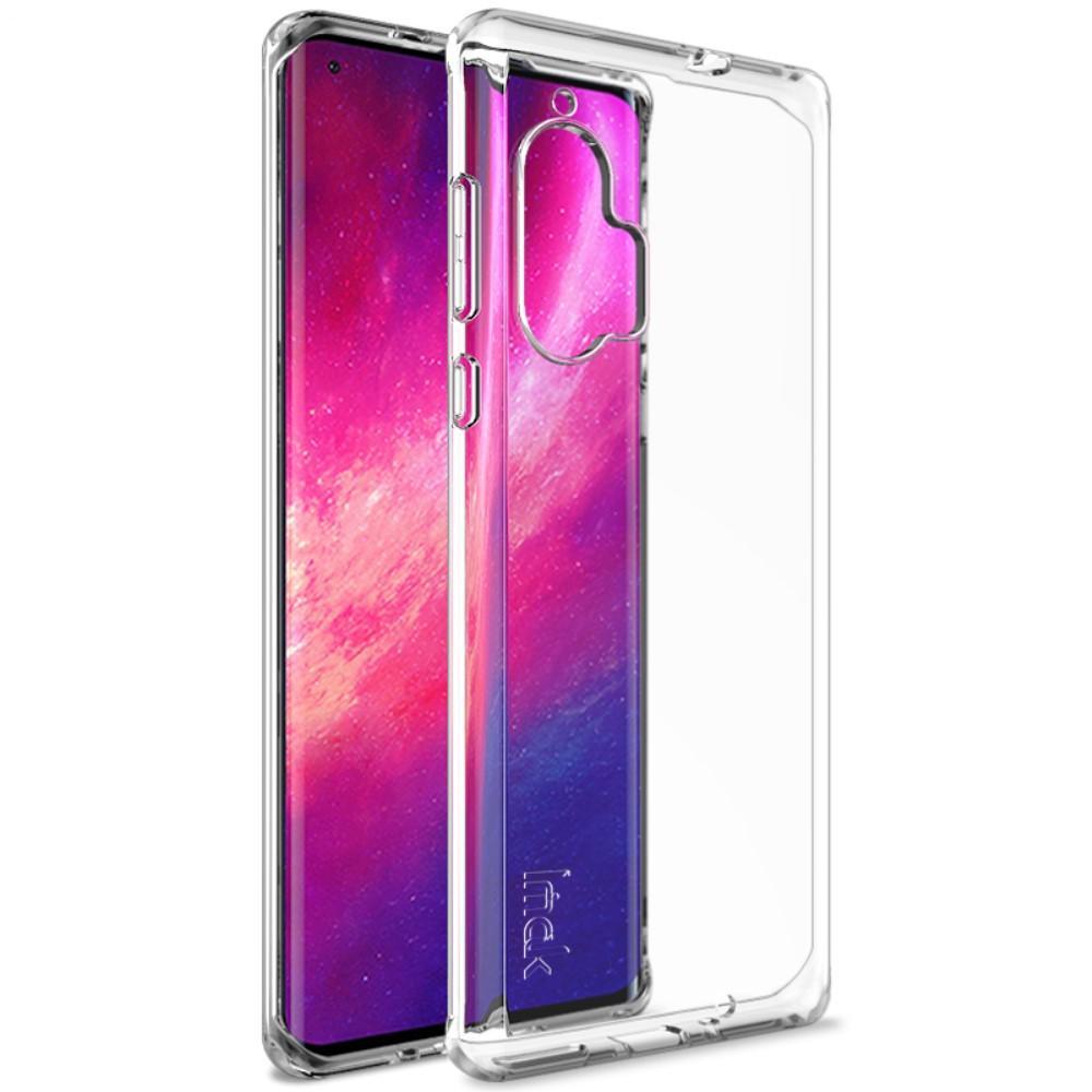TPU Deksel Motorola Edge Plus Crystal Clear