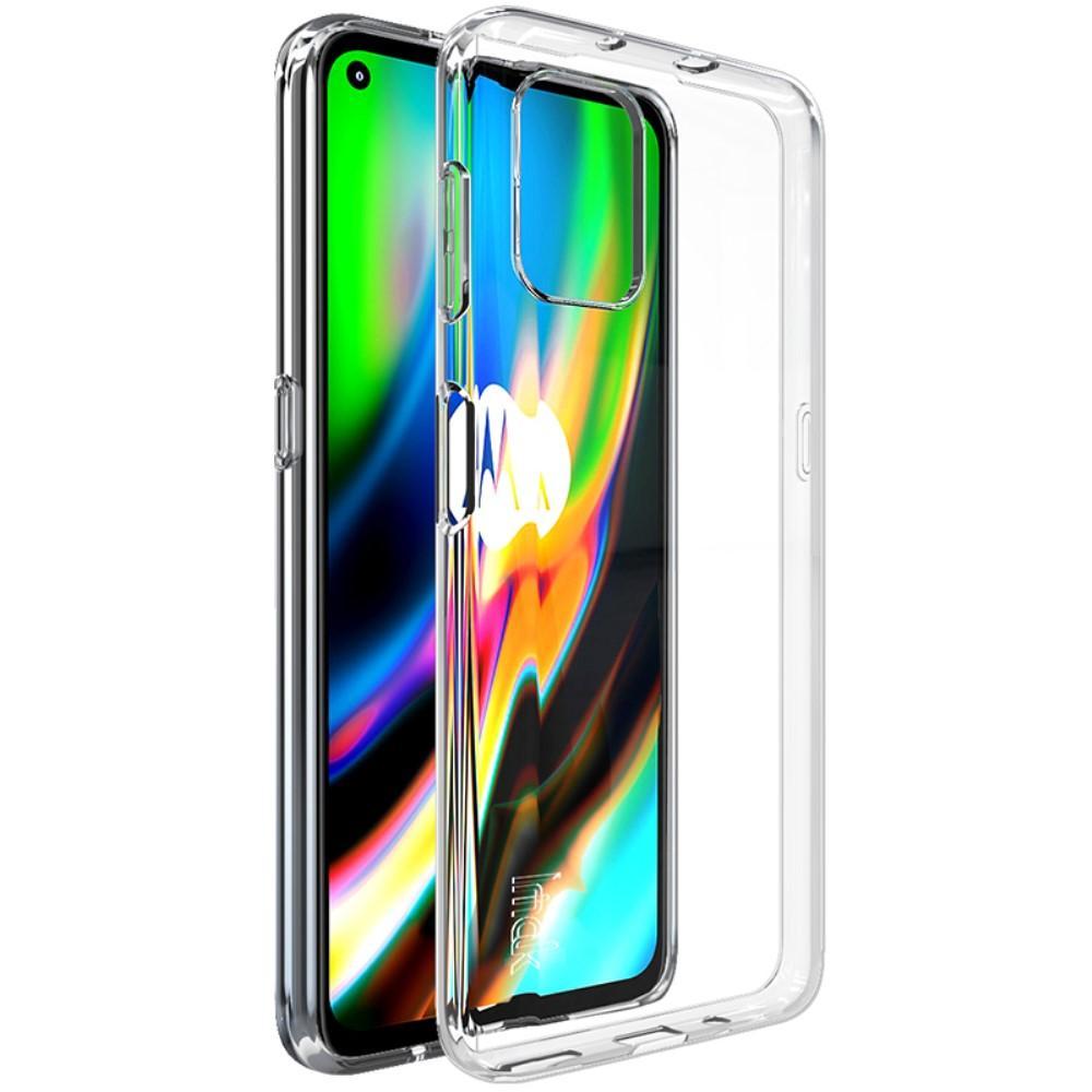 TPU Deksel Motorola Moto G9 Plus Crystal Clear