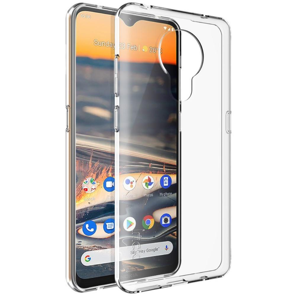 TPU Deksel Nokia 5.3 Crystal Clear