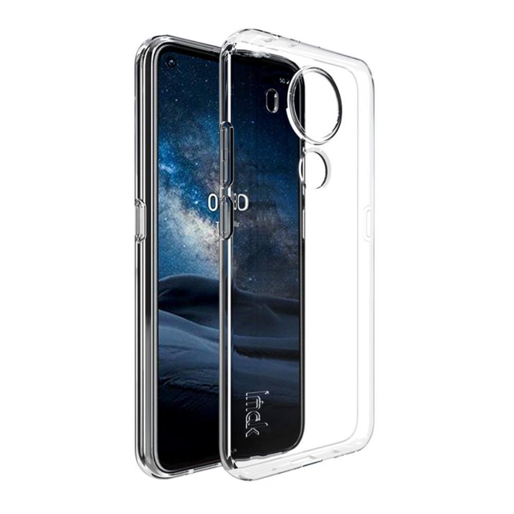TPU Deksel Nokia 5.4 Crystal Clear