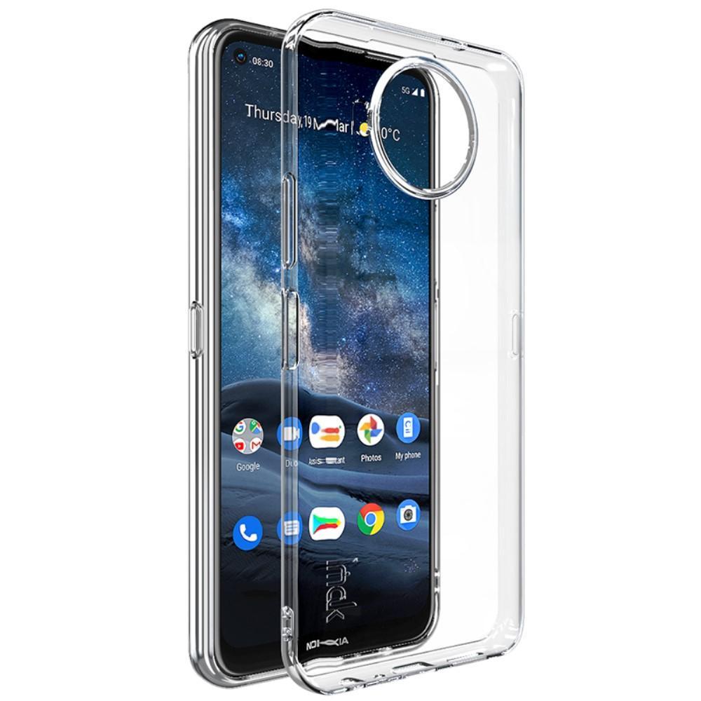 TPU Deksel Nokia 8.3 5G Crystal Clear