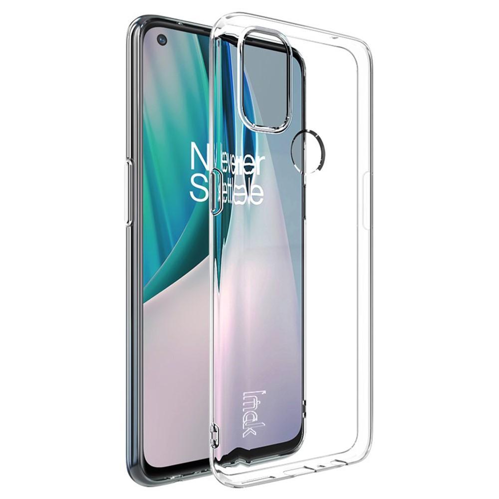 TPU Deksel OnePlus Nord N10 5G Crystal Clear