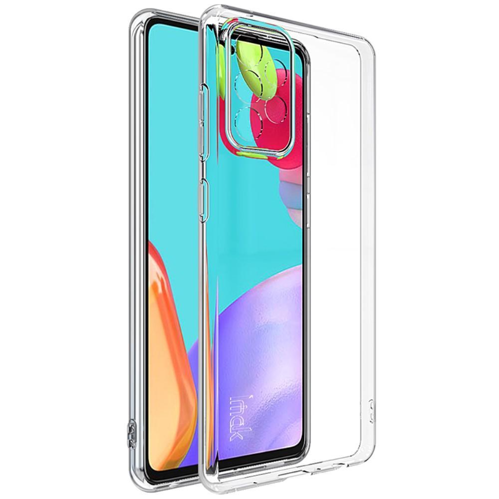 TPU Deksel Samsung Galaxy A72 5G Crystal Clear