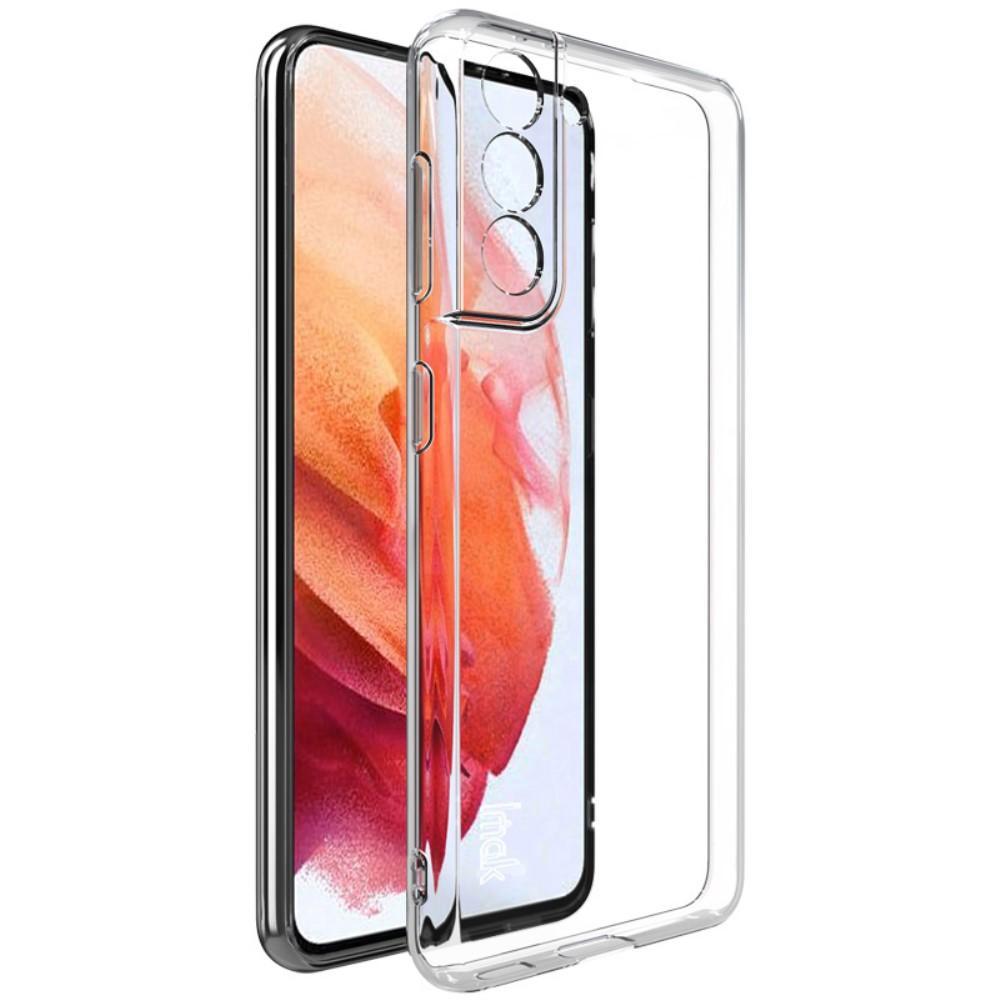 TPU Deksel Samsung Galaxy S21 Crystal Clear