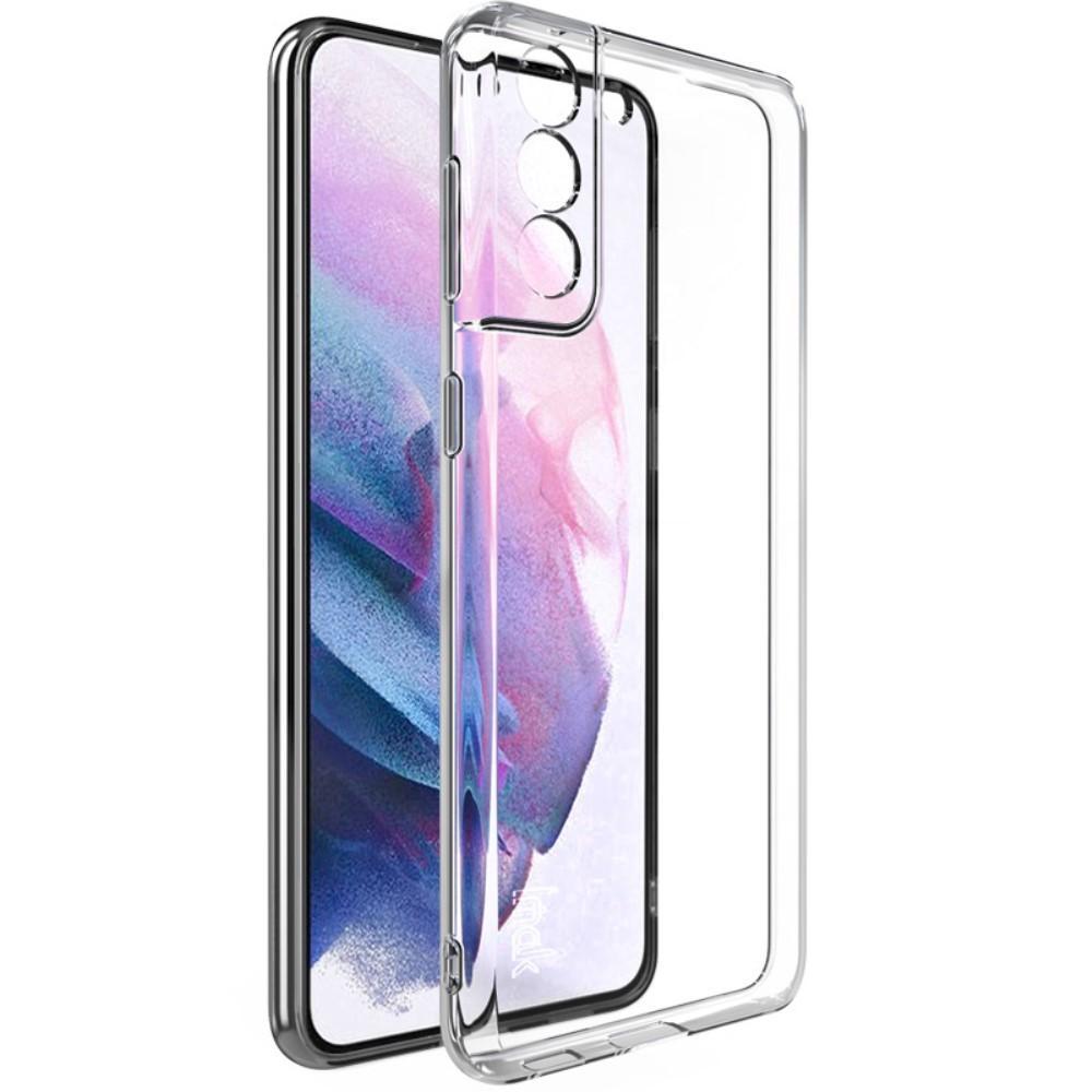 TPU Deksel Samsung Galaxy S21 Plus Crystal Clear