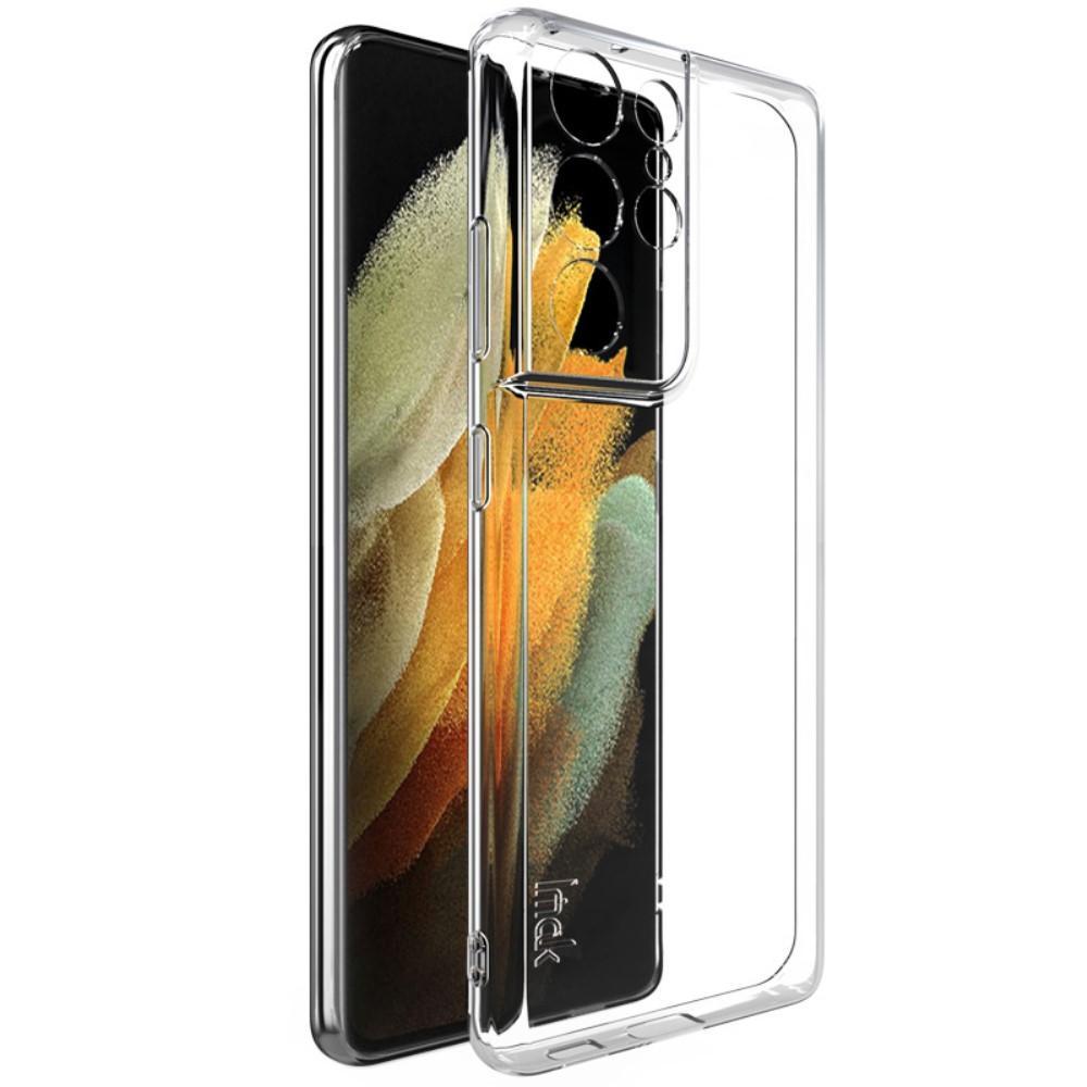TPU Deksel Samsung Galaxy S21 Ultra Crystal Clear