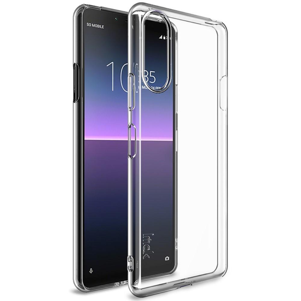 TPU Deksel Sony Xperia 10 II Crystal Clear