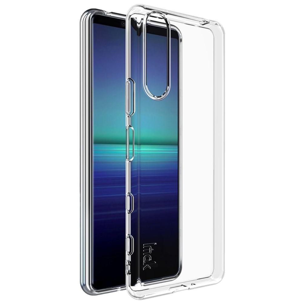 TPU Deksel Sony Xperia 5 II Crystal Clear