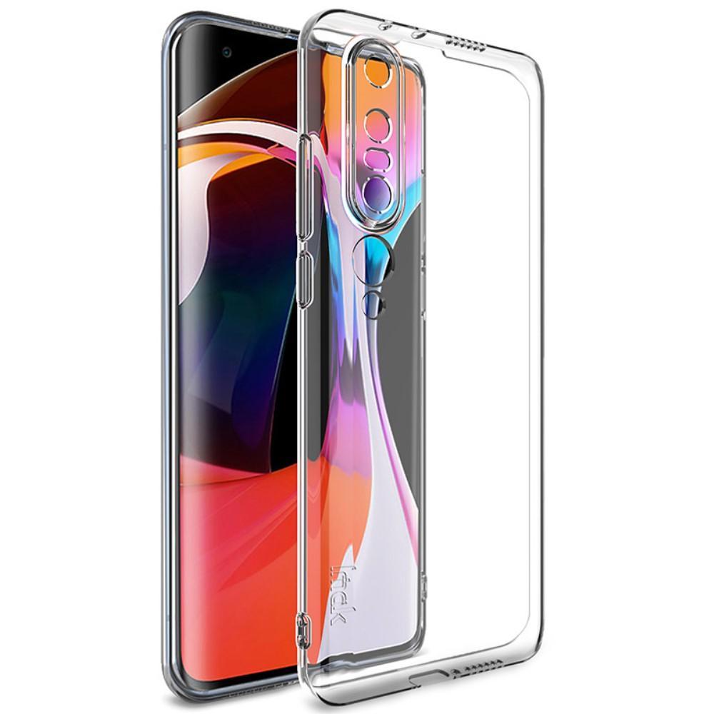 TPU Deksel Xiaomi Mi 10 Pro Crystal Clear