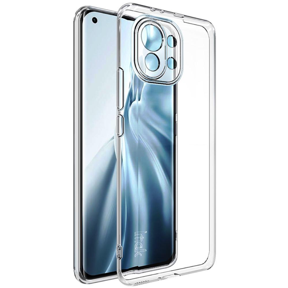 TPU Deksel Xiaomi Mi 11 Crystal Clear