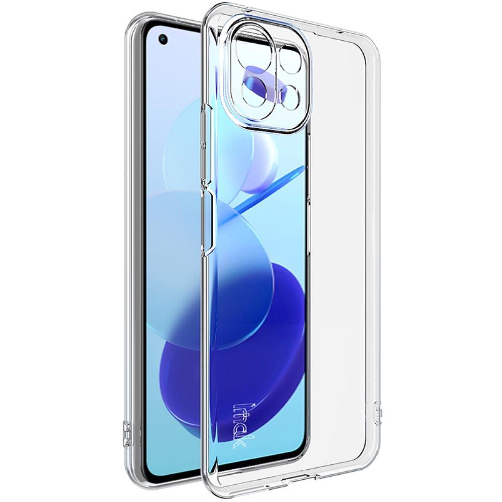 TPU Deksel Xiaomi Mi 11 Lite Crystal Clear