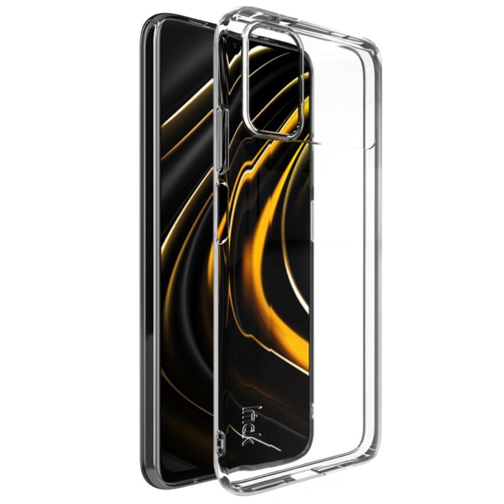 TPU Deksel Xiaomi Poco M3 Crystal Clear
