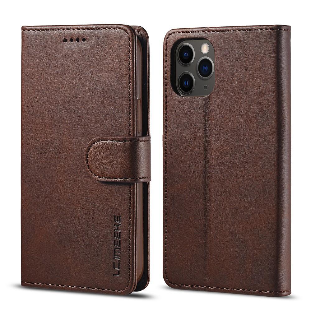 Lommeboketui iPhone 12/12 Pro brun