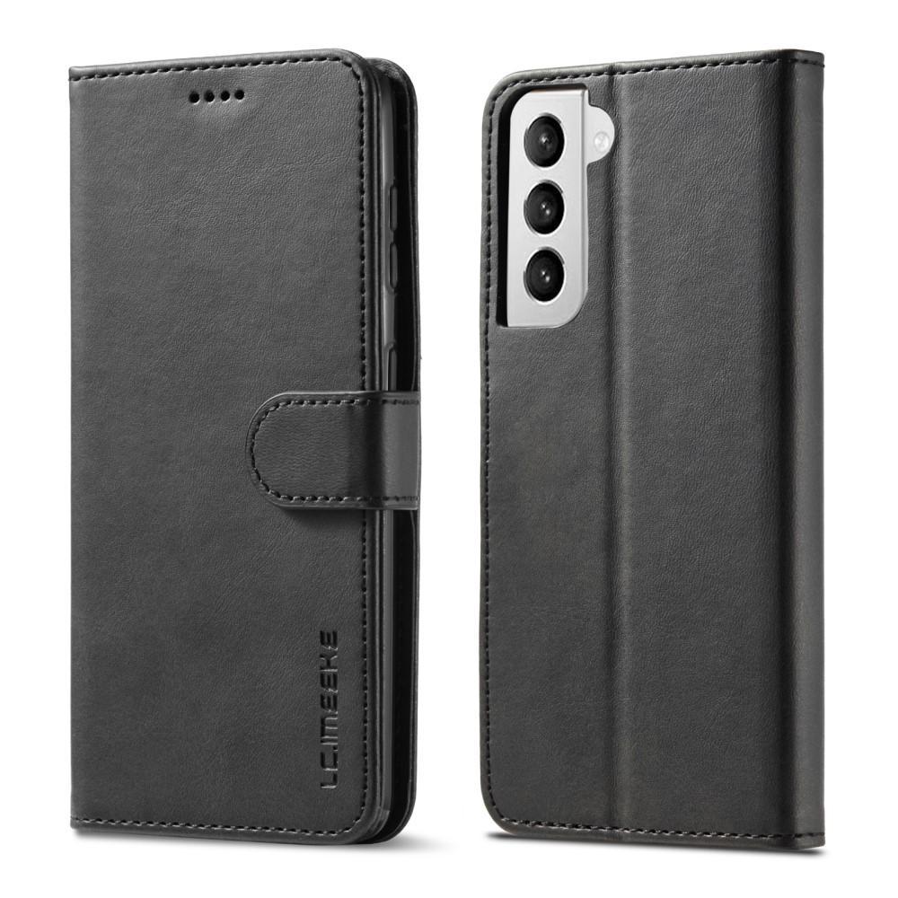 Lommeboketui Samsung Galaxy S21 svart
