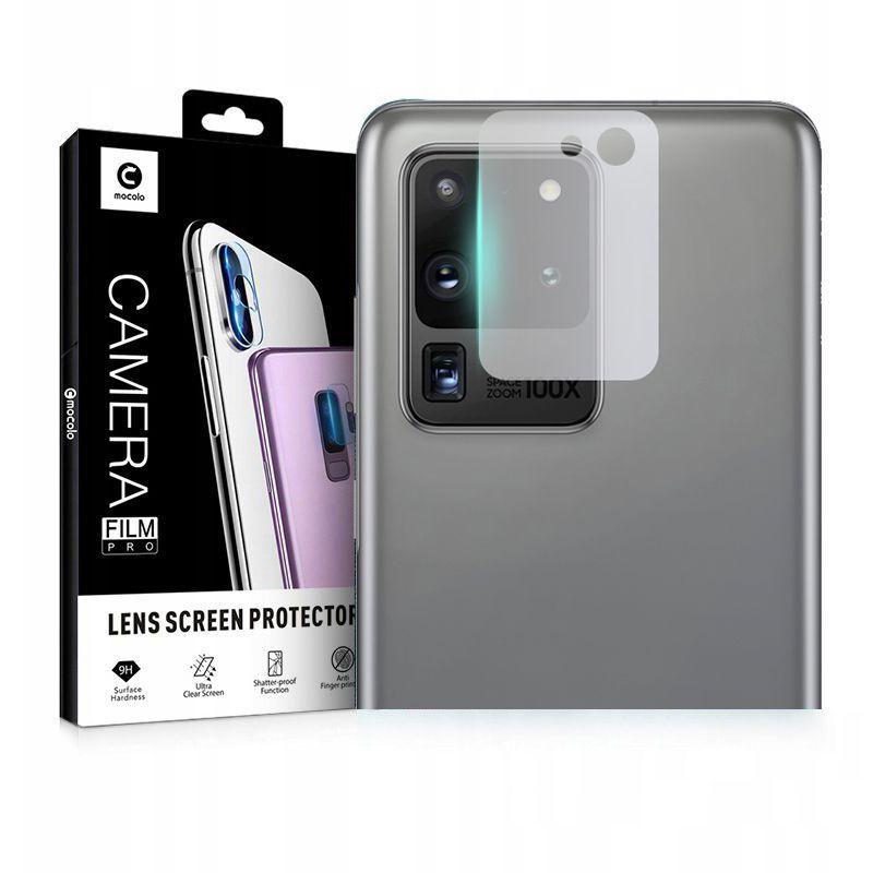 0.2mm Herdet Glass Linsebeskyttelse Galaxy S20 Ultra