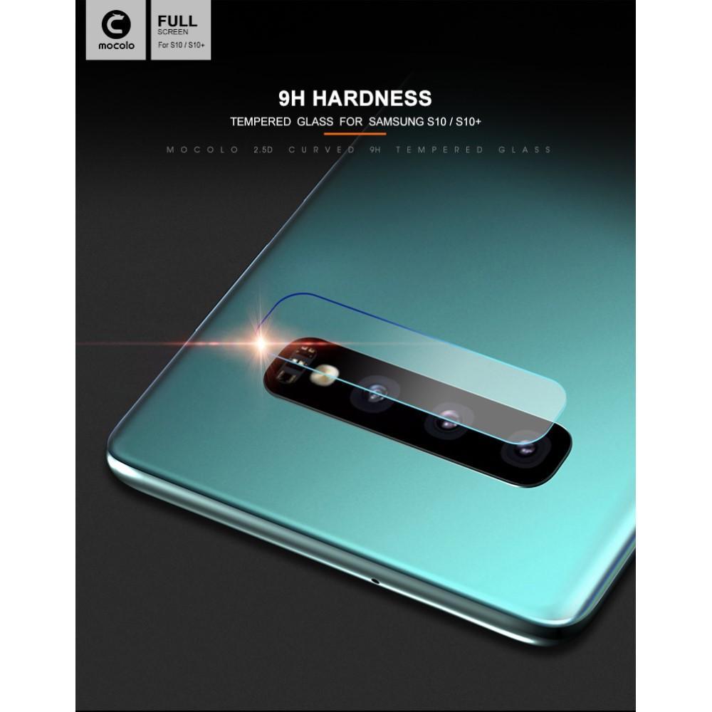 0.2mm Herdet Glass Linsebeskyttelse Galaxy S10