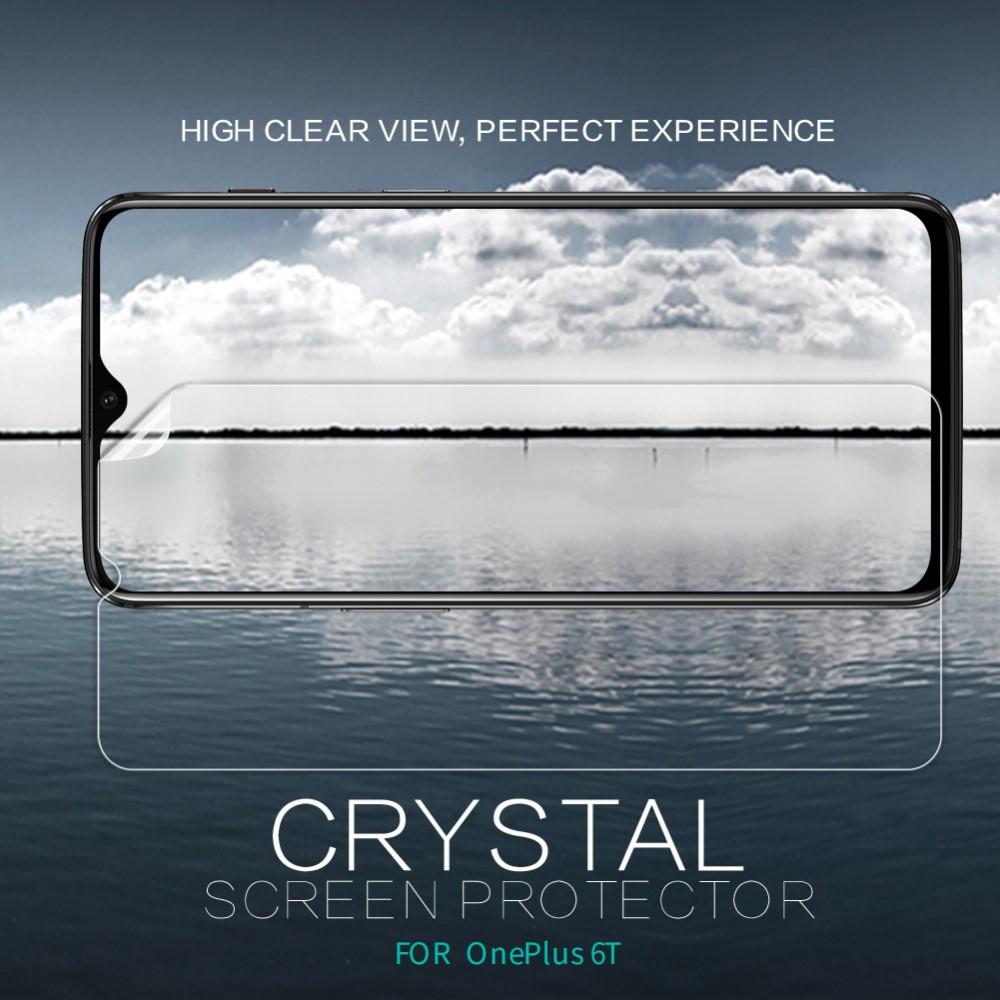Crystal Clear Skjermbeskytter OnePlus 6T