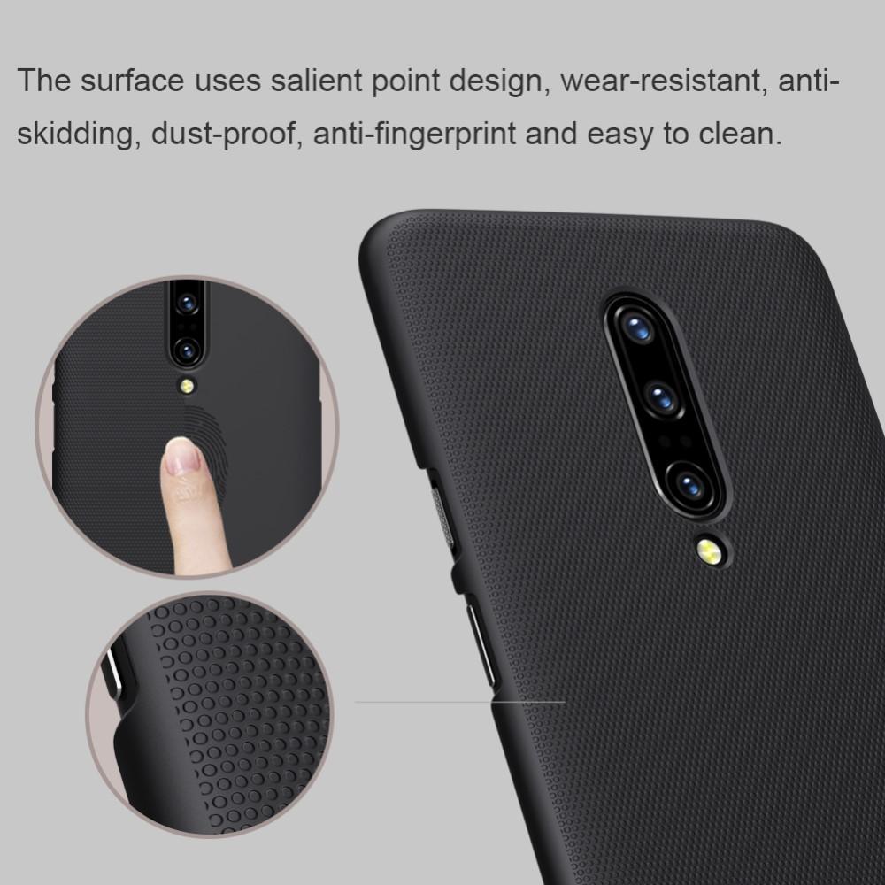 Super Frosted Shield OnePlus 7 Pro svart