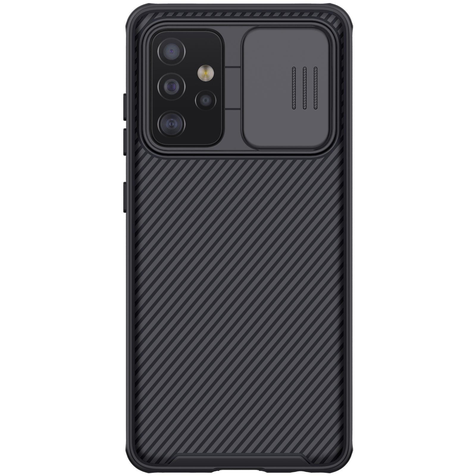 CamShield Deksel Galaxy A52 Black