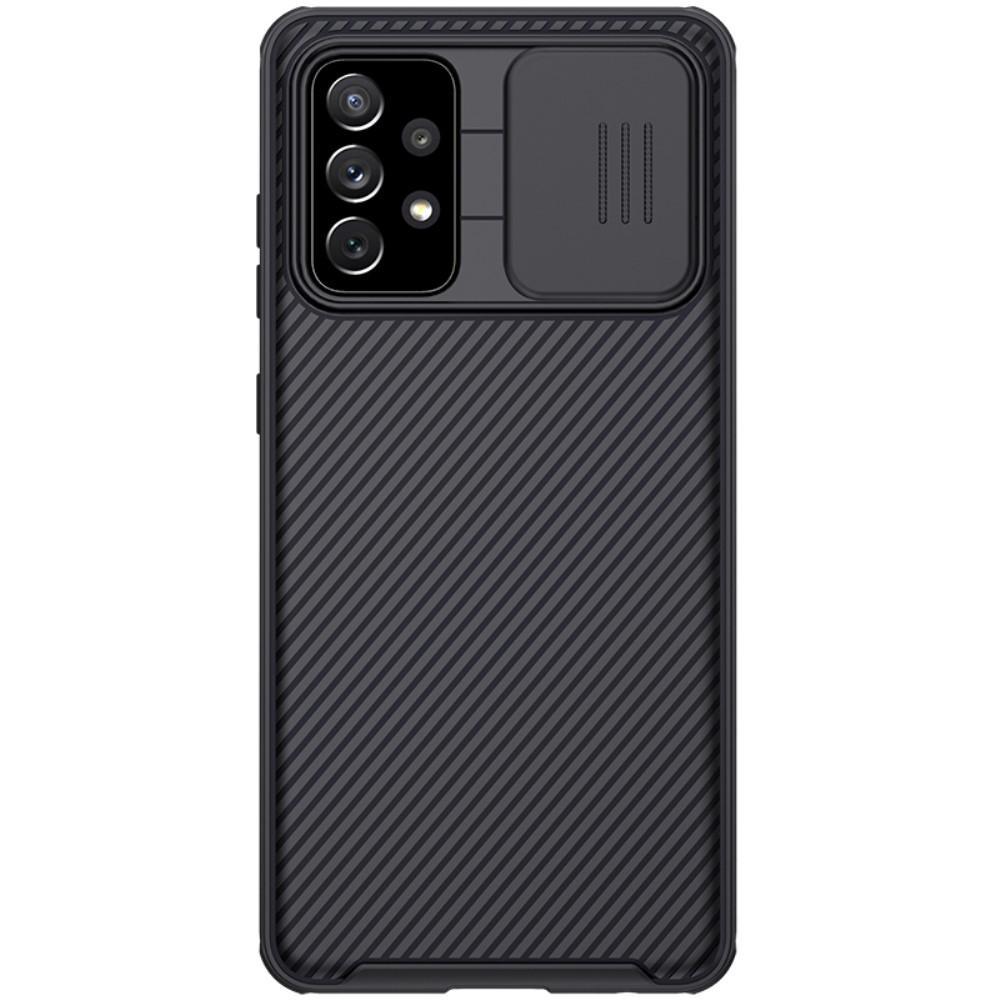 CamShield Deksel Galaxy A72 Black