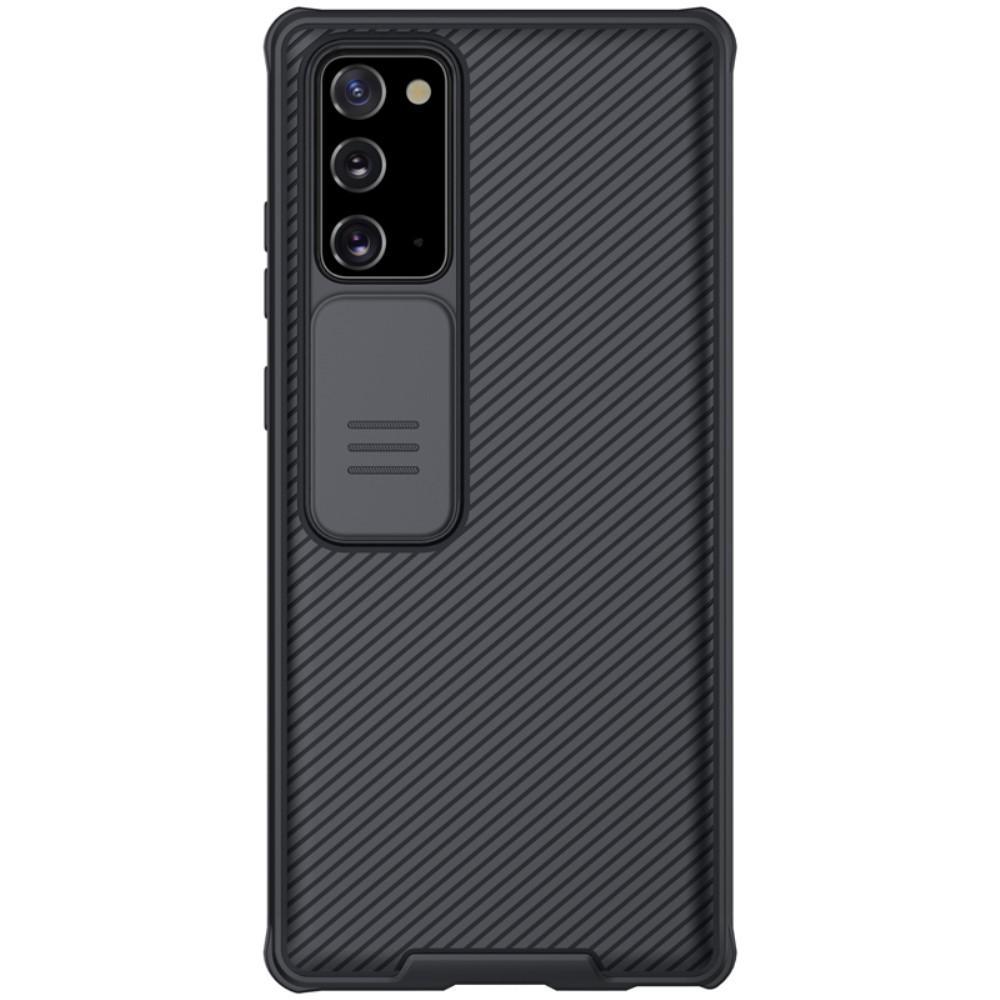 CamShield Deksel Galaxy Note 20 svart