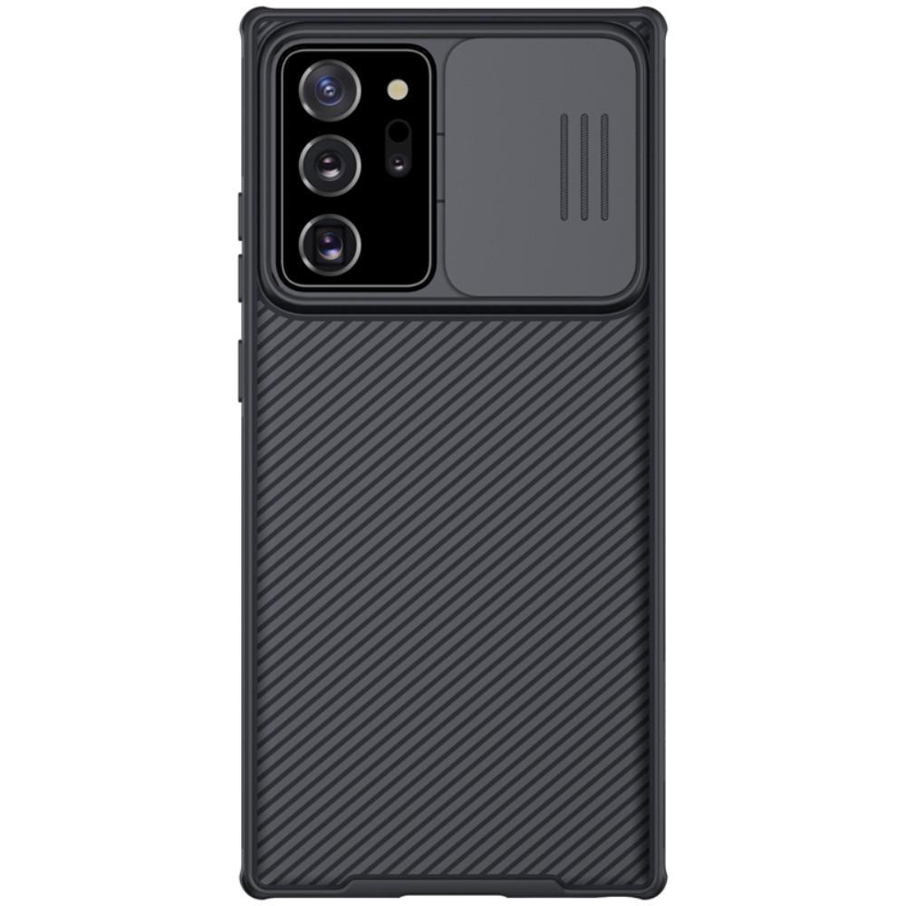 CamShield Deksel Galaxy Note 20 Ultra svart